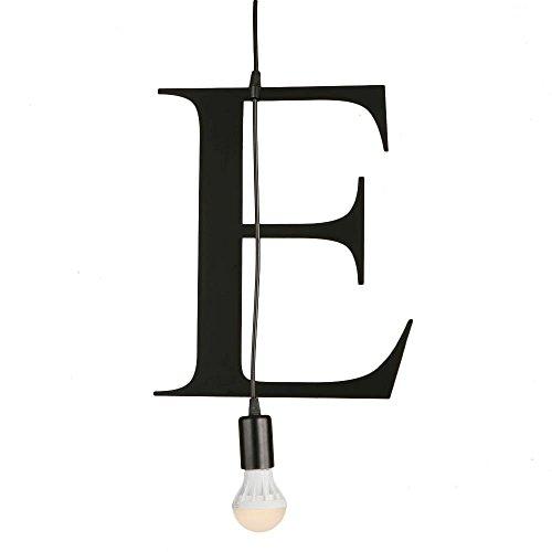 E27 Vintage Iron English Alphabet Pendant Lights Industrial Retro Pendant Lamp Restaurant Cafe Bar Garment Shop Mall Hotel Pub Studio Ceiling Light Indoor Home Decor Adjustable - Mall Shops Edison