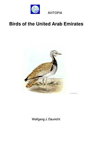 AVITOPIA - Birds of the United Arab Emirates