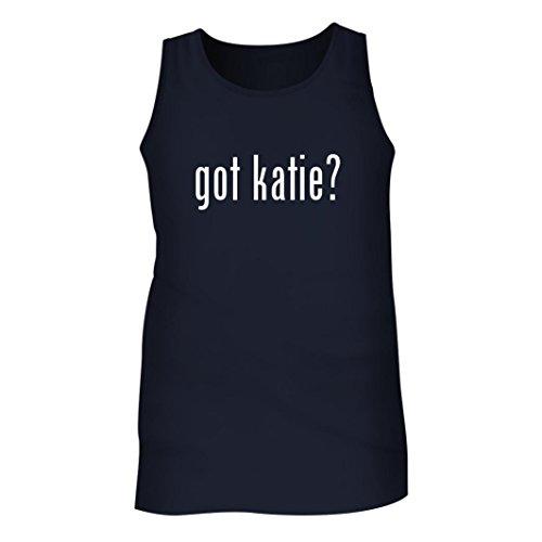 Got Katie? - Men's Adult Tank Top, Navy, - Father Katie Holmes