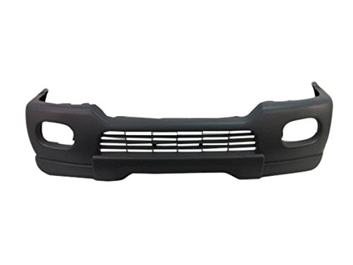 OE Replacement Mitsubishi Montero Sport Front Bumper Cover (Partslink Number MI1000270) -