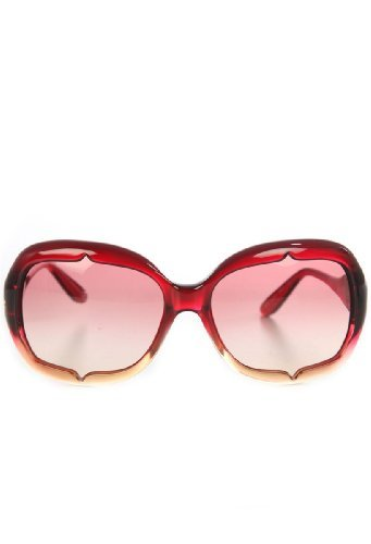 John Galliano Women's Genuine Red Red - John Sunglasses Galliano