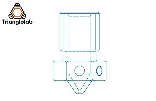 Amazon.com: Boquillas V6 de alta calidad para impresoras 3D ...
