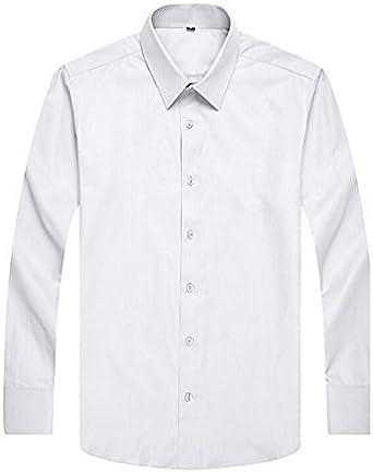 WDXshirt Hombre Tejido Oriental Trabajo/Casual/Diario/Formal ...