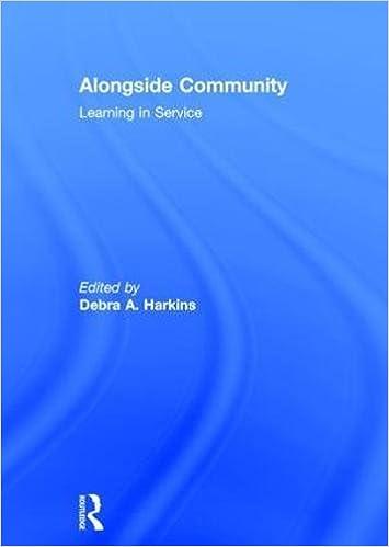 Book Alongside Community: Learning in Service