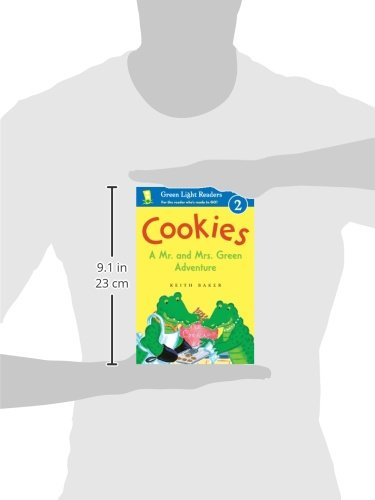 Cookies: A Mr. and Mrs. Green Adventure (Green Light Readers Level 2) by Brand: HMH Books for Young Readers (Image #1)