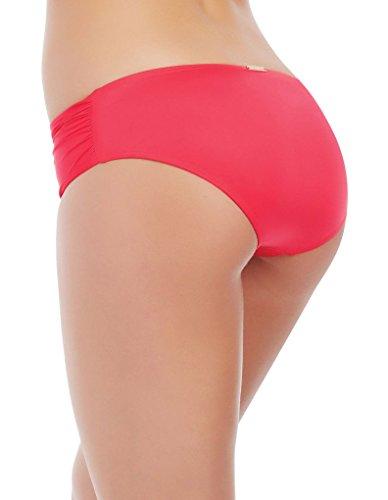 Marc and Andre L1708-Z-MBF Women's Coral Pink Swimwear Bikini Bottom