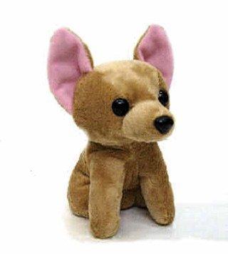 Fuzzy Town Mini Brown - Brown Chihuahua