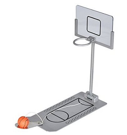 Foldable Office Game Set Mini Desktop Basketball