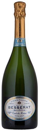 N.V. Besserat de Bellefon Cuvee des Moines Extra Brut Champagne 750 mL