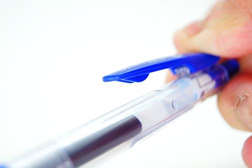 Zebra Sarasa Clip 0.5 Retractable Gel Ink Pen, Rubber Grip, 0.5 mm, 38 Color Ink, Sticky Notes Value Set by Stationery JP (Image #2)