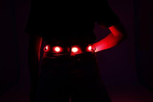 Led Light Up Belts in US - 4