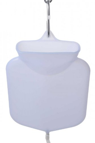 Silicone Open Flow Douche & Enema Bag - Clean Stream