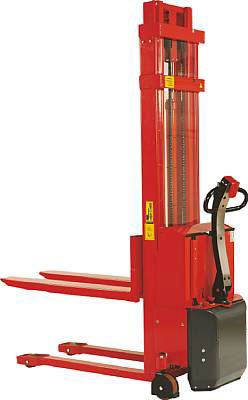 Beacon-Trans-Stacker-Fork-Over-Design-Electric-Drive-Electric-lift-Capacity-2200-lbs-Raised-Fork-Height-130-Lowered-Fork-Height-3-14-Fork-Width-6-12-Raised-Mast-Height-148-Lowered-Mast-Height-88-Overa