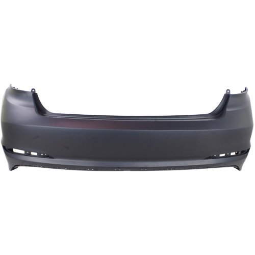 Rear Bumper Cover for HYUNDAI SONATA 2015-2017 Upper Primed