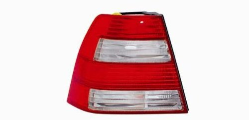 2004-2005 VOLKSWAGEN JETTA SEDAN GEN4; GL, GLS MODEL REPLACEMENT TAIL LIGHT LEFT HAND TYC 11-5948-91 (Jetta Sedan Gl)