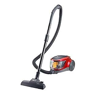 LG Bagless Vacuum Cleaner , VK5320NNT Red