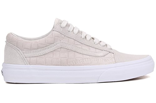 VansOld Skool - Zapatillas Unisex adulto (suede checkers) white