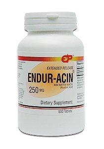 (ENDUR-ACIN Niacin Low-Flushing Extended Release 250 gm, 200 Tabs )