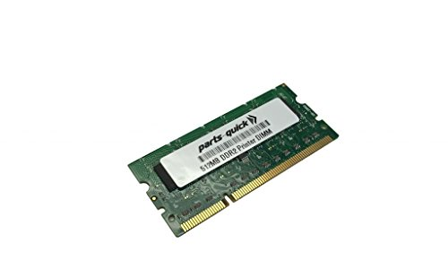 512MB Memory RAM for Kyocera FS-4020DN Printer (PARTS-QUICK BRAND) by parts-quick