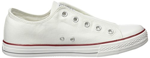 Blanco 710500 by Weiss Mujer para Dockers 36ur202 500 Zapatillas Gerli x7BSt0