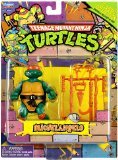 Teenage Mutant Ninja Turtles Retro Collection 4 Inch Action Figure Michelangelo by Playmates