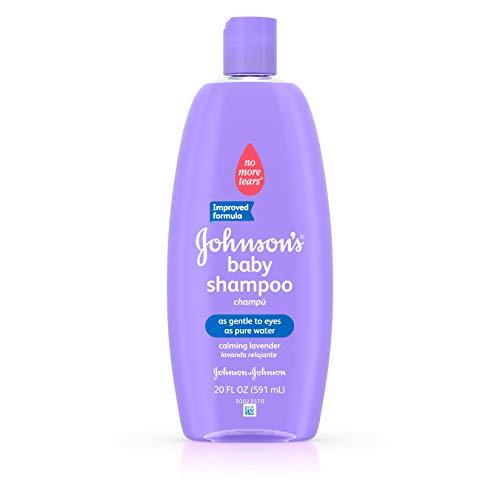 JOHNSON'S Baby Shampoo Calming Lavender 20 oz from Johnson's Baby
