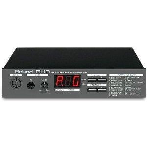 10 Interface Module (Roland GI-10 GUITAR MIDI INTERFACE)