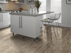 "Shaw Floors Easy Street Plank 6"" Luxury Vinyl Flooring Sagebrush"