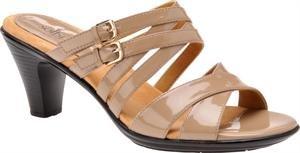 SoftSpots Women's Nadine Slide Sandals (Softspots Slip Sandals)