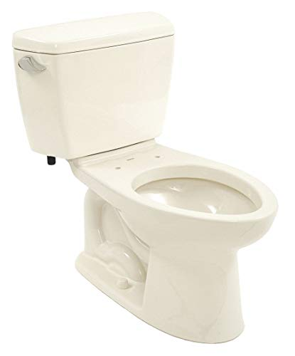 TOTO Drake Two Piece Tank Toilet, 1.6 Gallons per Flush, Sedona Beige
