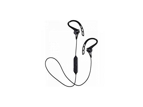 JVC HAEC20BTBE Sports Wireless Bluetooth in Ear Headphones with Ear Clip ()