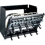 Pivoting Panel Mount Rack Spaces: 6U Spaces, Depth: 6''