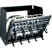 Pivoting Panel (Pivoting Panel Mount Rack Spaces: 6U Spaces, Depth: 12
