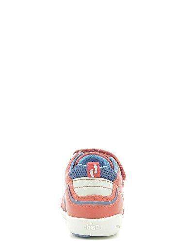 Botas para ni�o, color marr�n , marca CHICCO, modelo Botas Para Ni�o CHICCO G2 Marr�n Rojo