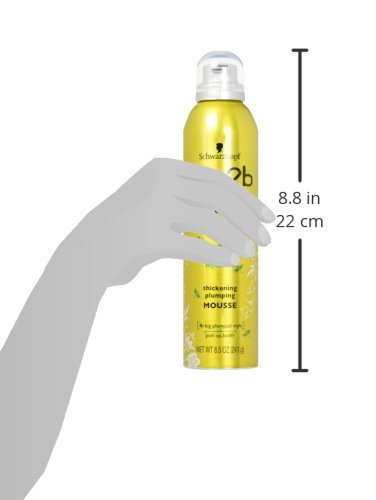 PACK OF 8 - Got2B Fat-tastic Thickening Plumping Hair Mousse, 8.5 Oz by Got2B (Image #3)