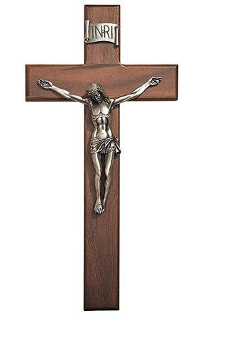 Elysian Gift Shop Silver Tone Jesus Christ 12