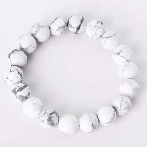Lindsie-Box - New Arrival 10mm Tiger Eye Bracelets Bangles Elastic Rope Chain Natural Stone Friendship Bracelets For Women Men Jewelry