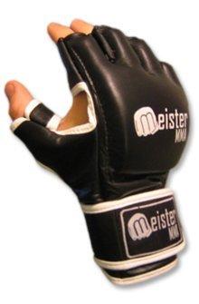 MMAケージ手袋ブラック  Large