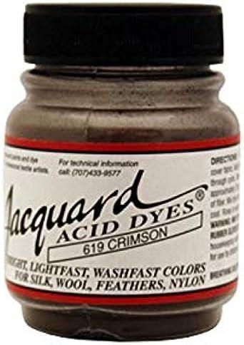 Artipistilos® Tinte Jacquard 15 G - Bote De 15 Gramos, Rojo ...