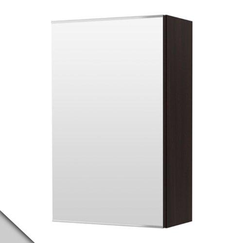 IKEA - LILLÅNGEN Mirror cabinet with 1 door, -