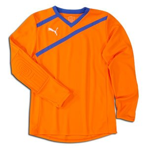 7681875044a4 Image Unavailable. Image not available for. Color  PUMA Esito LS Goalkeeper  Jersey ...