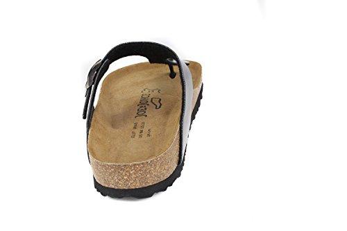JOE N Rio Soft JOYCE Zink SynSoft Footbed Sandals Graceful 7vwT7rqdn