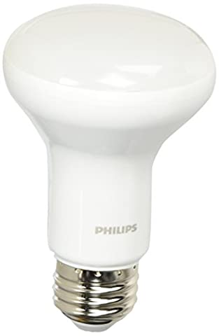 Philips 456995 45W Equivalent Soft White R20 Dimmable with Warm Glow Light Effect LED Light Bulb - Philips Reflector