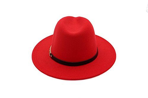 55eb2c40b9584 RouPian - Sombrero de vestir - para mujer Azul azul oscuro Talla única   Amazon.es  Ropa y accesorios