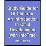 Of Children : An Introduction to Child Development, Lefrancois, Guy R. and Semb, George, 0534526071