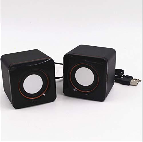 xingganglengyin Home Laptop Mini USB Mini Speaker Wholesale Portable Mobile Phone Gift Small Speaker subwoofer by xingganglengyin (Image #1)