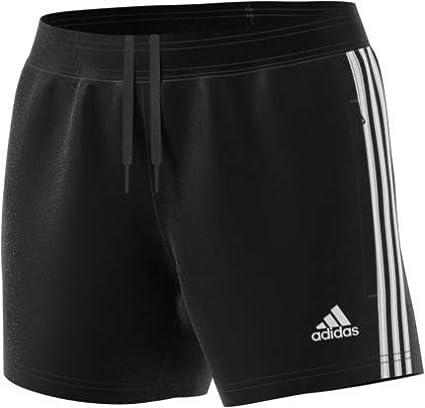 adidas D95945 Women's Tiro19 Training Shorts, M, Black/White
