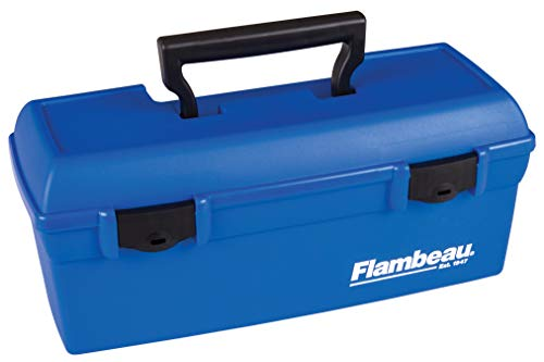 Flambeau Tackle Lil' Brute Utility/Tool Box with Tray