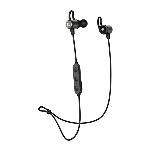 MEE audio EarBoost EB1 Bluetooth Wireless Adaptive Audio Enhancement Earphones with Companion app Bluetooth Headsets Hearing Aids