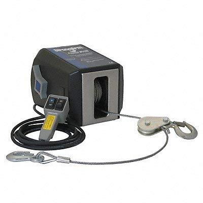 Electric Winch, 1HP, 115VAC